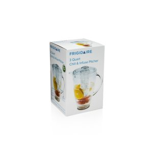Frigidaire 3 Quart Acrylic Chill and Infuse Pitcher