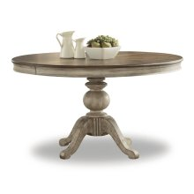 Plymouth Round Pedestal Dining Table