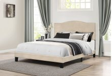 Kiley Bed In One - Queen - Linen