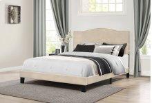 Kiley Bed In One - Queen - Linen