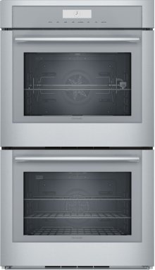 30-Inch Masterpiece® Double Wall Oven MED302WS