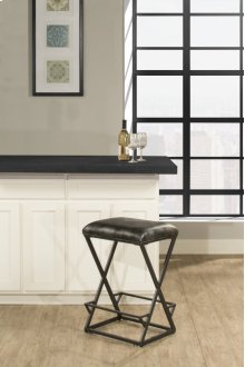 Kenwell Backless Non-swivel Bar Stool