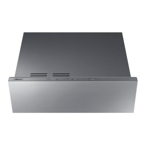 "DacorModernist 30"" Warming Drawer, Silver Stainless Steel"