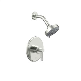 Shower Trim Wallace (series 15) Satin Nickel