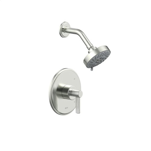 Shower Trim Darby Series 15 Satin Nickel