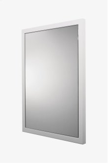 """Opus Wood Wall Mounted Stationary Mirror 26 15/16"""" x 36 1/16"""" x 1 1/2"""" STYLE: OPMR01"""