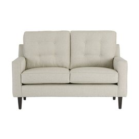 Loveseat - Shown in 123-05 SugarShack Oatmeal Finish