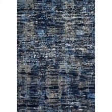 Dark Blue / Grey Rug