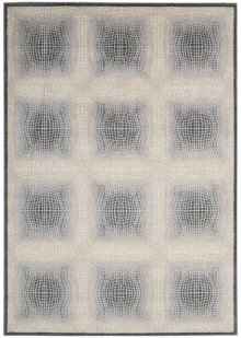 Utopia Utp01 Shell Rectangle Rug 5'3'' X 7'5''