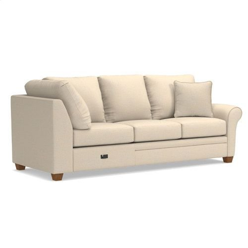 Natalie Left-Arm Sitting Sofa w/ Attached Corner