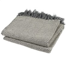 AMADA THROW - Grey