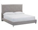 Patria Bed - Grey Product Image