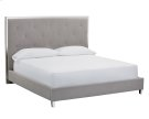 Patria Bed - Grey Product Image