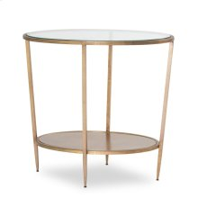 Owens Oval Side Table