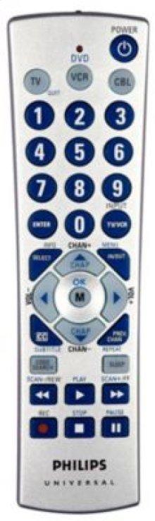 Philips Remote Control US2-PM3S Universal
