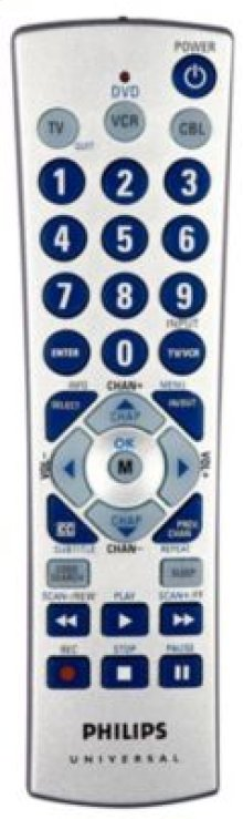 Philips Remote Control US2-PM3S Universal