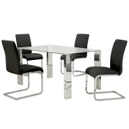 Frankfurt/Maxim 5pc Dining Set Product Image