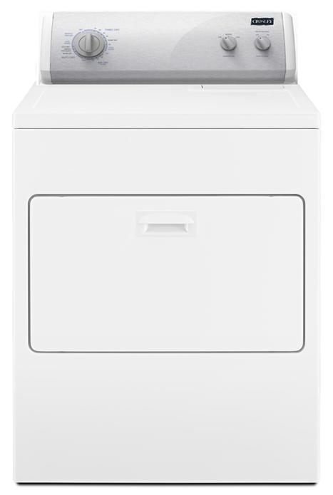 Crosley H&er Door Dryer Electric/gas Dryer - Electric Dryer - White  sc 1 st  Midway Appliances & CED7006GW in White by Crosley in Victorville CA - Crosley Hamper ...
