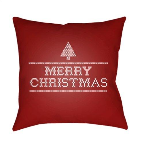 """Merry Christmas III JOY-001 18"""" x 18"""""""