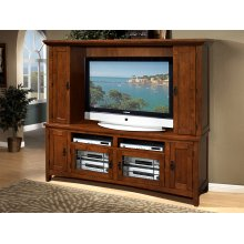 Mission Home Theater Furniture