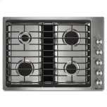 "JENN-AIREuro-Style 30"" JX3 Gas Downdraft Cooktop"