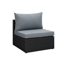 Outdoor Armless Chair