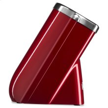 Professional Series Cutlery Block - Candy Apple Red