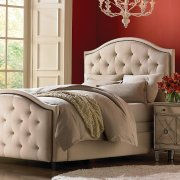 Queen Custom Uph Beds Vienna Arched Bed