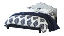 Emerald Home Anchor Bay Upholstered Bed Navy B134-09hbfbr-04