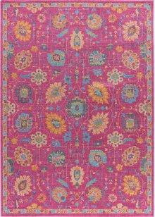 Aria - ARA5142 Pink Rug