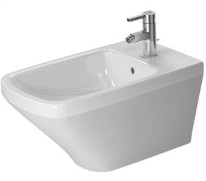 White Durastyle Bidet Wall-mounted Product Image