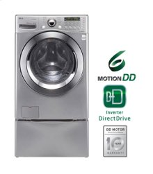 3.9 cu.ft. Extra-Large Capacity Front Load Washer with TrueSteam™ Technology