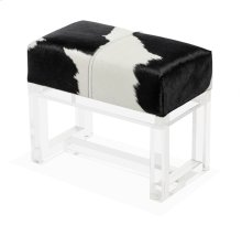Avalon Stool - Spotted Hide