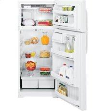 GE® ENERGY STAR® 18.1 Cu. Ft. Top-Freezer Refrigerator