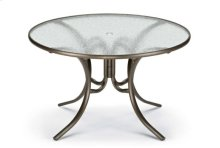 "48"" Round Dining Table w/ hole"
