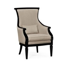 Upholstered Occasional Chair in MAZO