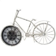 Ervin Bicycle Table Clock