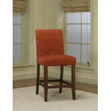 "Sunset Trading 24"" Parkwood Parson Stool in Brick"