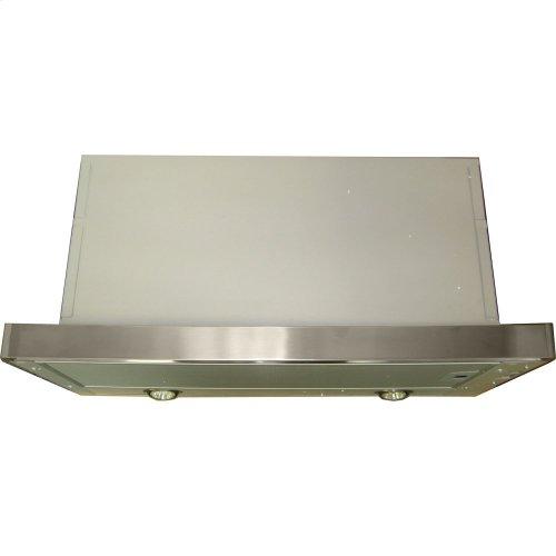 "36"" Cristal HC-600 cfm Slideout Range Hood"