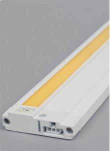 White Unilume LED Slimline