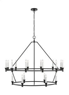 18 - Light Chandelier