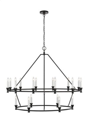 18 - Light Chandelier Product Image