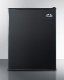 Compact All-refrigerator With Automatic Defrost, Glass Shelves, and Black Exterior Finish; Replaces Ff29bk