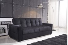 7578 Black Sofa *DISCONTINUED*
