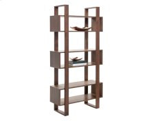 Jarvis Bookcase - Brown