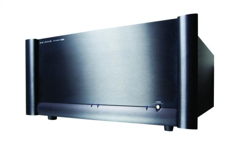 2-channel power amplifier with 325 watts per channel continuous power into 8 ohms.