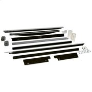 "18"" 50# Ice Maker Trim Kit - Black Product Image"