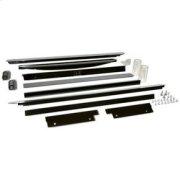 "18"" 50# Ice Maker Trim Kit - Black Product Image"