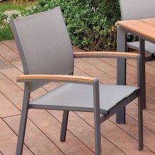 Oshawa Arm Chair (4/box)