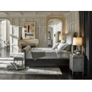 Cancale Bedside Chest - Regent Street Silver Product Image